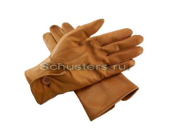 Производство и продажа Перчатки офицерские (из коричневой лайковой кожи) M1-067-U с доставкой по всему миру