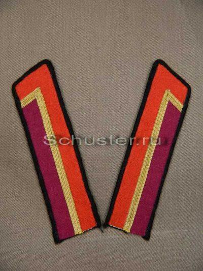 Производство и продажа Петлицы гимнастерочные курсантов военных училищ образца 1940 г.(пехота) M3-006-Z с доставкой по всему миру