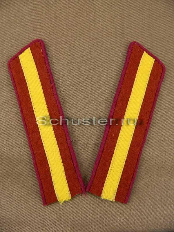 Производство и продажа Петлицы гимнастерочные работников пожарной охраны НКВД M3-166-Z с доставкой по всему миру