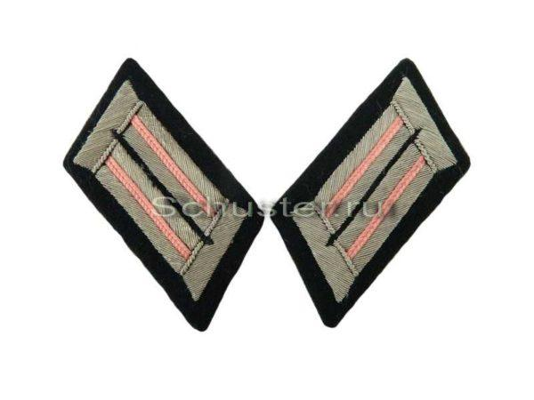 PANZER OFFICER'S COLLAR TABS (Петлицы офицерские (бронетанковые войска)) M4-082-Z