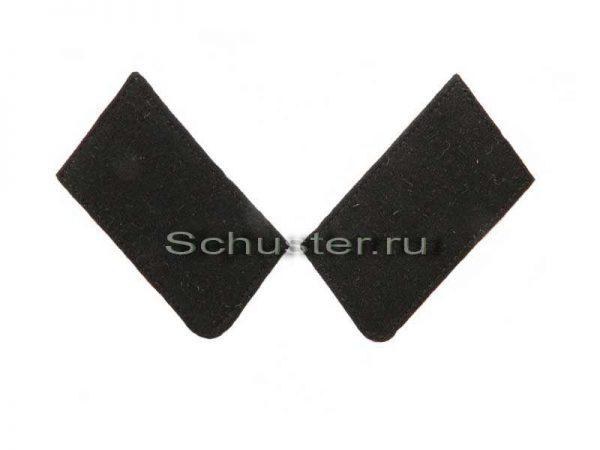 Производство и продажа Петлицы шинельные (черные) M2-016-Z с доставкой по всему миру