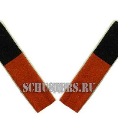 Производство и продажа Петлицы шинельные Корниловских ударных частей BA-019-Z с доставкой по всему миру