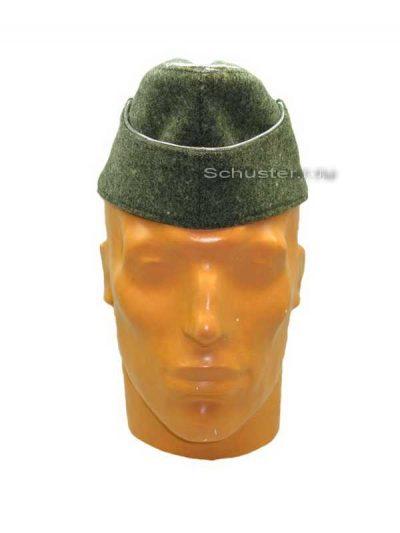OFFICER'S M38 OVERSEAS CAP (Пилотка полевая (офицерская) (Feldmutze n/P M38))-02