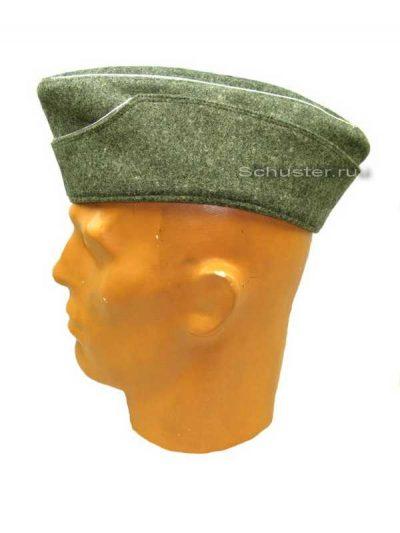 OFFICER'S M38 OVERSEAS CAP (Пилотка полевая (офицерская) (Feldmutze n/P M38))-01