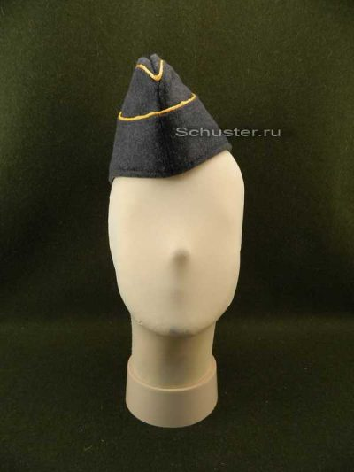 FEMALE SIGNALS AUXILIARY CORPS OVERSEAS CAP. (Пилотка женская (вспомогательные службы связи сухопутных войск) (Nachtrichtenhelferin Tuchmutze))-02