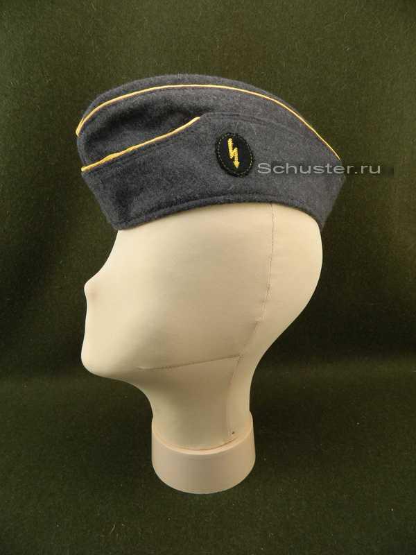 FEMALE SIGNALS AUXILIARY CORPS OVERSEAS CAP. (Пилотка женская (вспомогательные службы связи сухопутных войск) (Nachtrichtenhelferin Tuchmutze)) M4-017-G