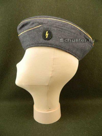 FEMALE SIGNALS AUXILIARY CORPS OVERSEAS CAP. (Пилотка женская (вспомогательные службы связи сухопутных войск) (Nachtrichtenhelferin Tuchmutze))-01