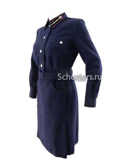 Dress uniform for women workers of the railway M1941 (Платье форменное для работниц железной дороги обр. 1941 года)-02