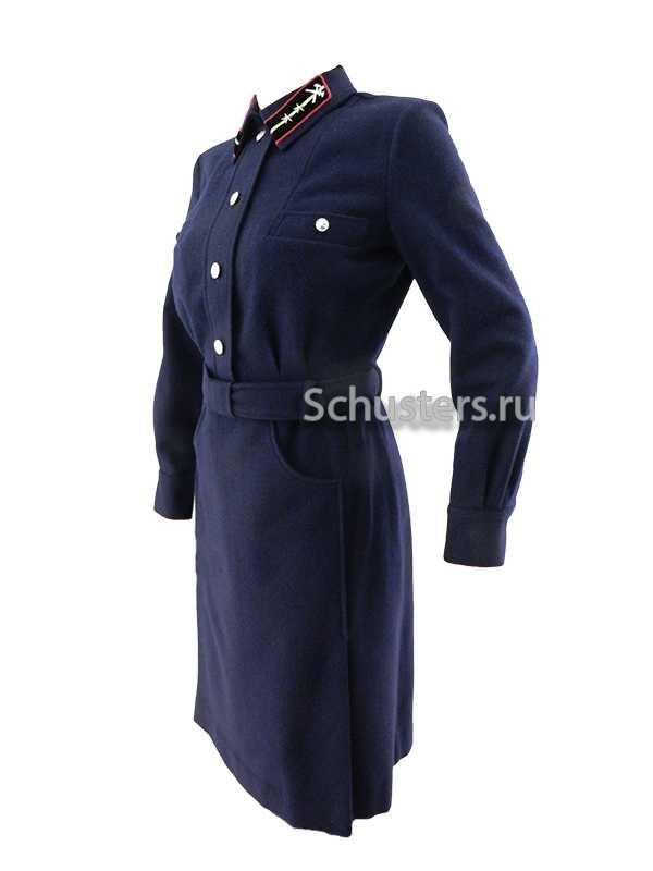 Dress uniform for women workers of the railway M1941 (Платье форменное для работниц железной дороги обр. 1941 года)-02