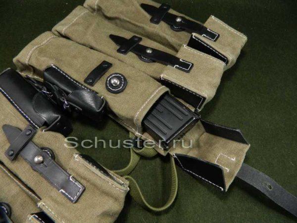 MP43-44/StG44 ASSAULT RIFLE AMMO POUCH (Подсумки для магазинов к MP44-Stg (Sturmgewehr-Magazintaschen)) M4-068-S