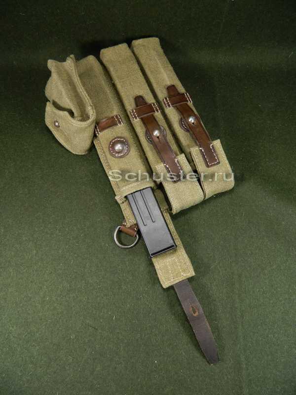 Производство и продажа Подсумок для магазинов к МР38/40 (левый) (Maschinenpistole-Magazintaschen) M4-032-S с доставкой по всему миру