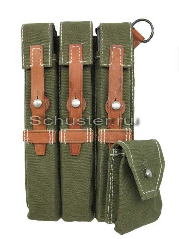 Производство и продажа Подсумок для магазинов к МР38/40 (левый) (Maschinenpistole-Magazintaschen) M4-042A-S с доставкой по всему миру