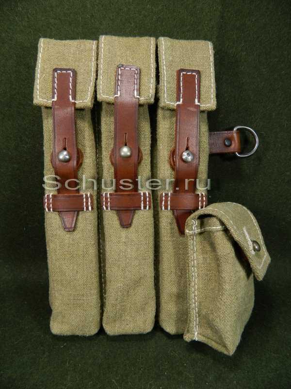 MP38/40 AMMO POUCH (LEFT) (Подсумок для магазинов к МР38/40 (левый) (Maschinenpistole-Magazintaschen)) M4-061-S