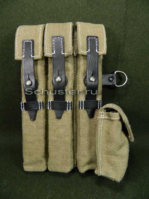 Производство и продажа Подсумок для магазинов к МР38/40 (левый) (Maschinenpistole-Magazintaschen) M4-063-S с доставкой по всему миру