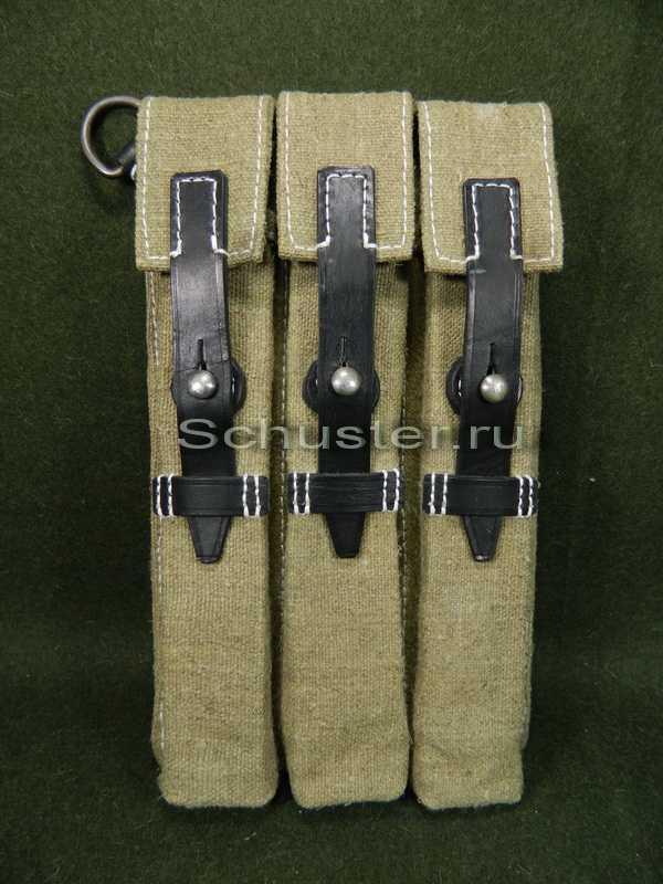 MP38/40 AMMO POUCH (RIGHT) (Подсумок для магазинов к МР38/40 (правый) (Maschinenpistole-Magazintaschen)) M4-058-S