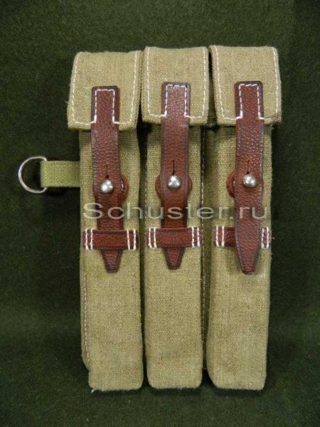 MP38/40 AMMO POUCH (RIGHT) (Подсумок для магазинов к МР38/40 (правый) (Maschinenpistole-Magazintaschen))-01