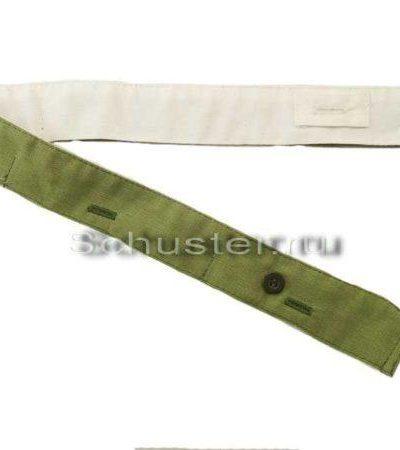 Производство и продажа Подворотничок на китель (зеленый-белый) (Kragenbinde) M4-004-U с доставкой по всему миру
