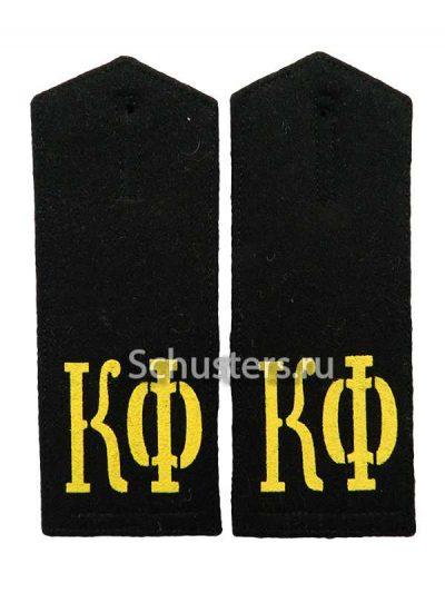 Shoulder Boards Red Fleet (Caspian military flotilla) (Погоны краснофлотца (Каспийская военная флотилия))-01