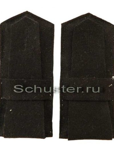 Shoulder straps Kornilov shock battalion. (Погоны нижнего чина Корниловских ударных частей)-02