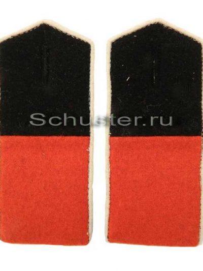 Shoulder straps Kornilov shock battalion. (Погоны нижнего чина Корниловских ударных частей)-01
