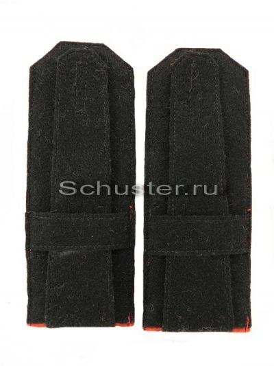 Shoulder straps Kornilov shock battalion. (Погоны нижнего чина Корниловских ударных частей с шифровкой. )-02
