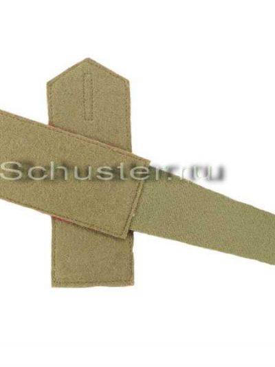 Shoulder straps of lower rank in the shirt (Погоны нижнего чина на рубаху)-02