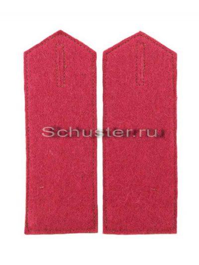 Shoulder straps of lower rank in the shirt (Погоны нижнего чина на рубаху)-01