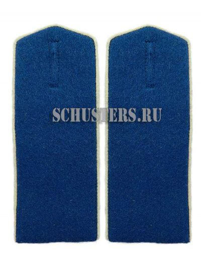 Shoulder straps of the regiment of General Alekseev (Погоны нижнего чина партизанского генерала Алексеева пехотного полка-01