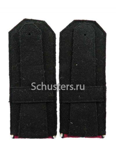 Shoulder straps of the officer general of the Drozdov Infantry Regiment(Погоны обер-офицерские генерала Дроздовского пехотного полка)-02