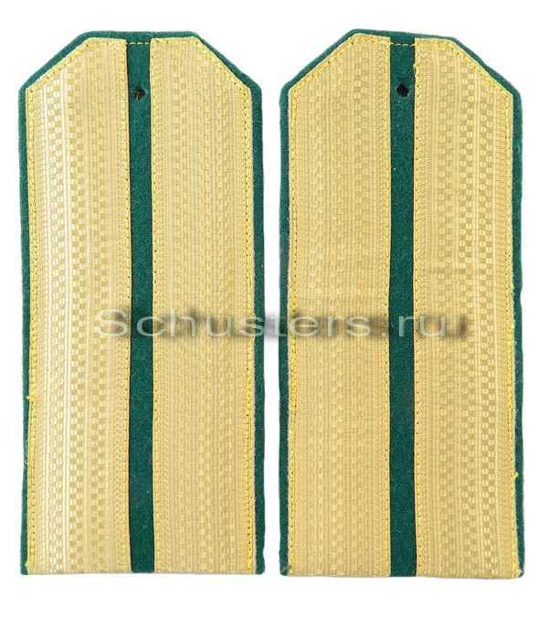 Officers Shoulder boards (border guards of the Russian Empire) (Погоны обер-офицерские Пограничная стража Российской Империи) M1-067-Z