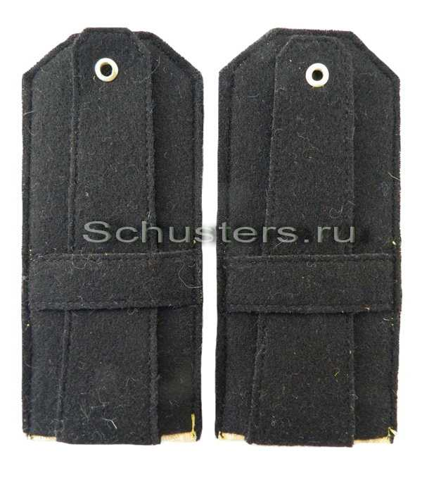 Officers Shoulder boards (Russian Imperial Navy) (Погоны обер-офицерские Российского Императорского Флота) M1-066-Z