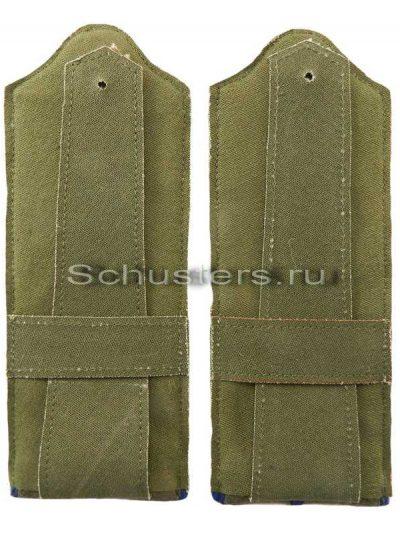 Производство и продажа Погоны полевые офицерские обр. 1943 г. (среднего начальствующего состава государственной безопасности) M3-152-Z с доставкой по всему миру