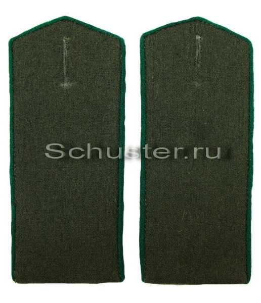Shoulder Boards Field for lower ranks (border troops of the NKVD) 1943 (Погоны полевые рядового состава обр. 1943 г. (пограничные войска НКВД)) M3-144-Z