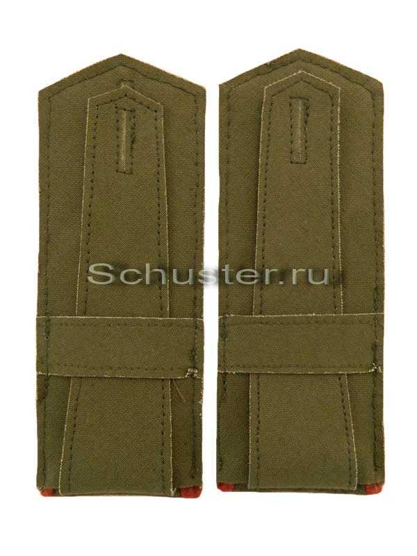 SHOULDER BOARDS FIELD FOR LOWER RANKS (internal troops NKVD) 1943 (Погоны полевые рядового состава обр. 1943 г. (внутренние войска НКВД)) M3-265-Z