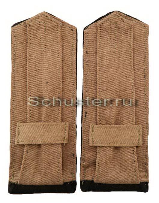 Shoulder Boards for lower ranks 1943 (Technical) (Погоны повседневные рядового состава обр. 1943 г. (инженерно-технические войска)) M3-205-Z