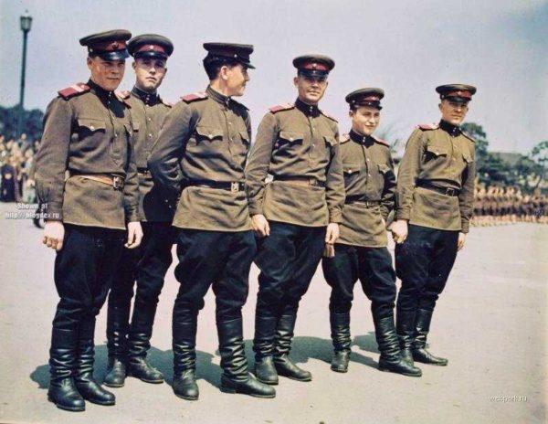 Производство и продажа Погоны повседневные рядового состава обр. 1943 г. (пехота) M3-235-Z с доставкой по всему миру