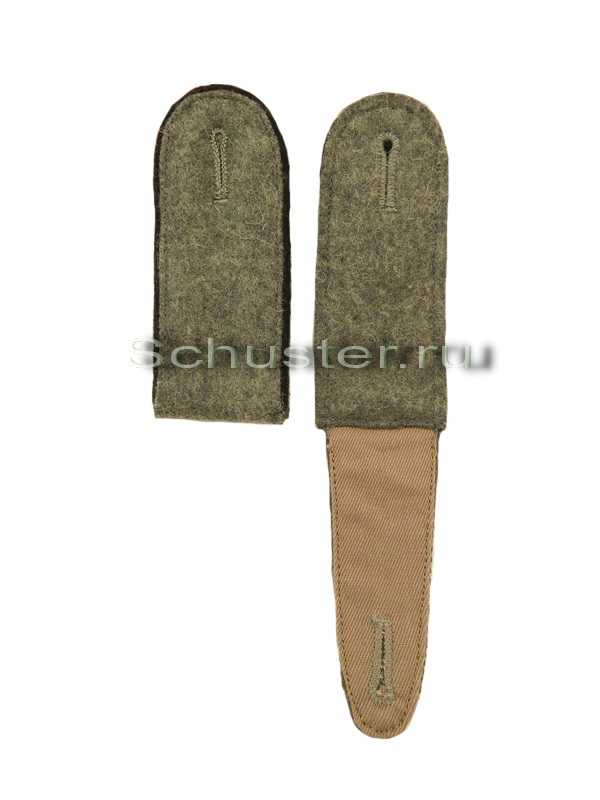 EM'S SHOULDER STRAPS M1940 (PIONEER) (Погоны рядового состава обр. 1940 г. (саперные батальоны)) M4-160-Z