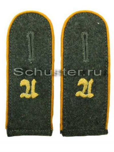 Shoulder straps with embroidered or encryption of the number of the regiment (Погоны с шифровкой полка или части)-02