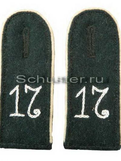 Shoulder straps with embroidered or encryption of the number of the regiment (Погоны с шифровкой полка или части)-01