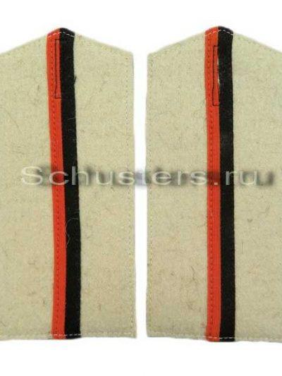 Shoulder straps of women's death battalion (in the greatcoat ) (Погоны женского батальона смерти (на шинель))-01