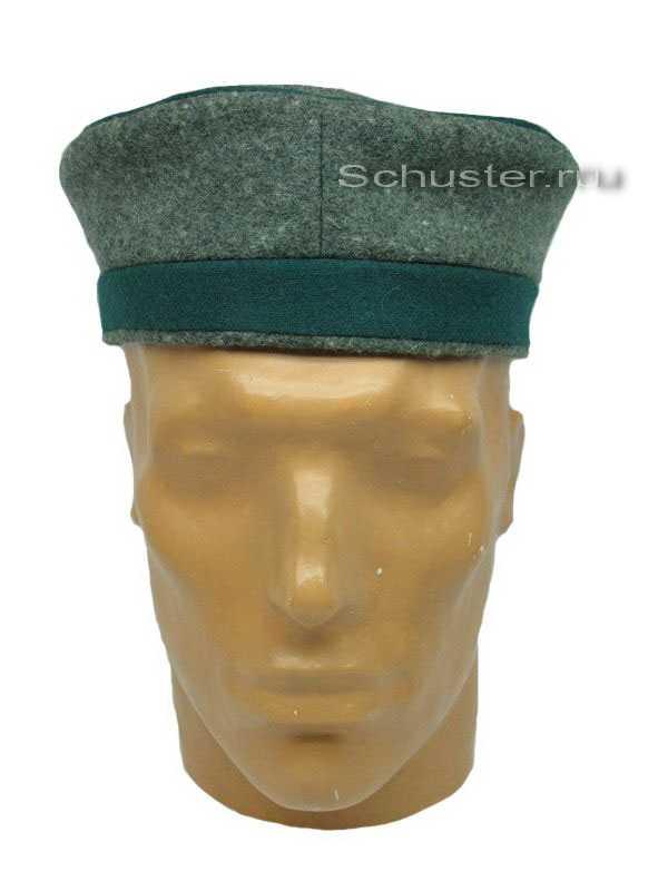 M1907/10 JAGER BATTALION EM/NCO'S FIELD CAP (Полевая шапка (егерская))-02