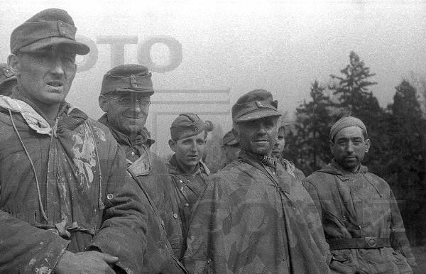 EM/NCO'S M43 FIELD CAP (Полевое кепи обр. 1943 г. (Einheitsfeldmutze M43 fur Mannschaften)) M4-007-G