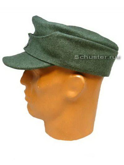 Производство и продажа Полевое кепи обр. 1943 г. (Einheitsfeldmutze M43 fur Mannschaften) M4-007-G с доставкой по всему миру