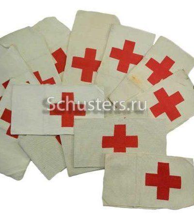 Bandage on a sleeve of the military medic (original) (Повязка санитара (оригинальная со склада)) M6-040-Z