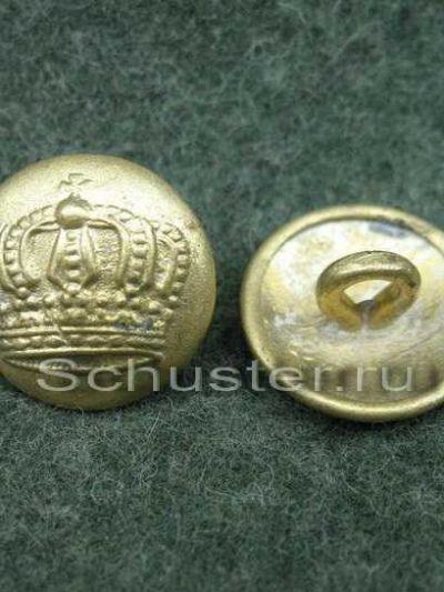 Производство и продажа Пуговица форменная малая М1915 M2-017-F с доставкой по всему миру