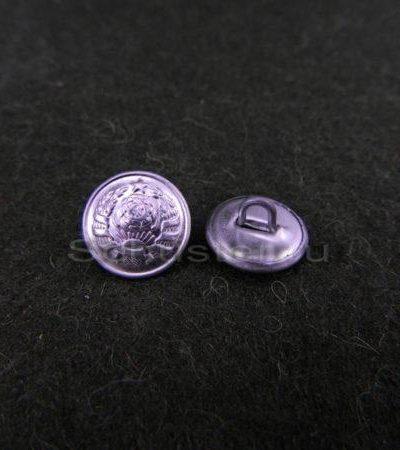 Производство и продажа Пуговица малая форменная гербовая к обмундированию. M3-060-F с доставкой по всему миру