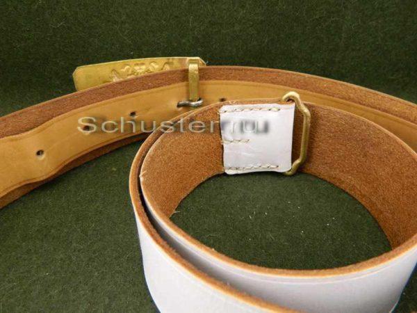 Belt (uniform, white) (Ремень поясной) M1-028-S