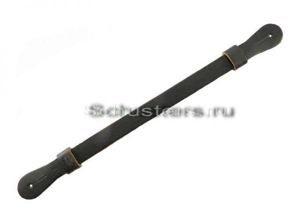 Производство и продажа Ремешок кожаный на фуражку (черный). M1-050-G с доставкой по всему миру