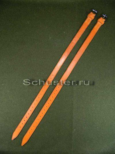 STRAPS FOR FASTENING TO THE BOWLER SATCHE (Ремни для пристёгивания котелка к ранцу)LS-01