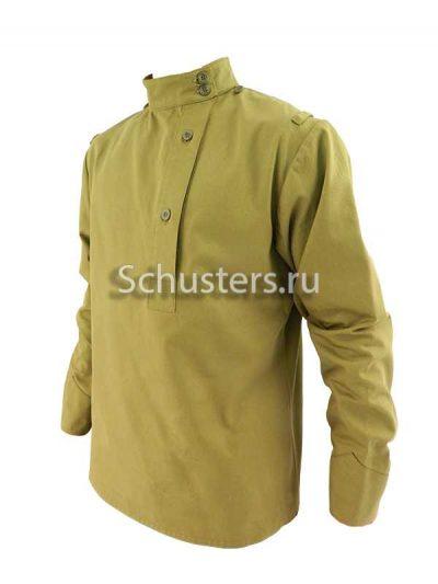 Производство и продажа Рубаха гимнастическая летняя для нижних чинов кавалерии обр. 1912 г. M1-015-U с доставкой по всему миру